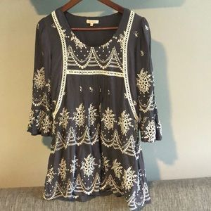 Sundance embroidered blouse PM